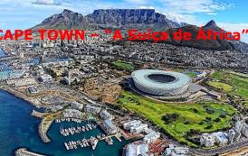 """Relatos de uma viagem por terras de África (19) – """"Visita à maravilhosa Penínsulado Cabo""""!"""