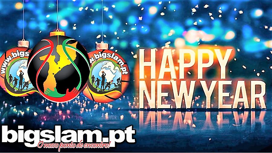 O BigSlam deseja um Feliz Ano Novo de 2018!