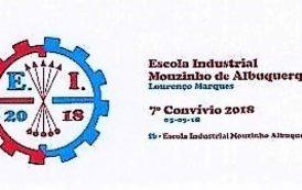 7º Encontro da Escola Industrial Mouzinho Albuquerque (EIMA) - 05.05.2018
