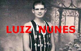 Atletismo: Luiz Nunes -