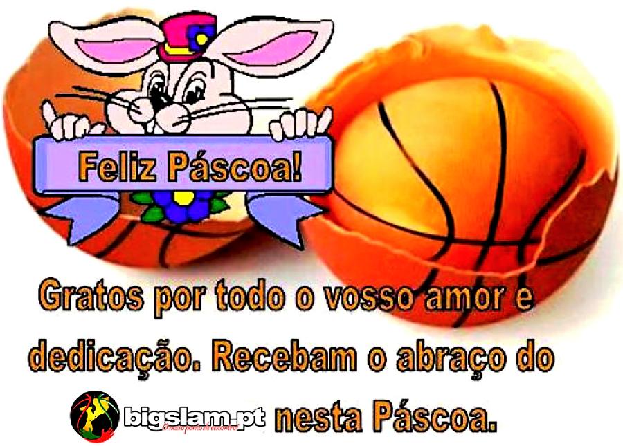 O BigSlam deseja a todos uma Feliz Páscoa!