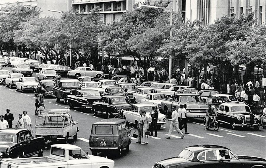 Baú das Memórias: L. Marques uma cidade cosmopolita dos anos 70