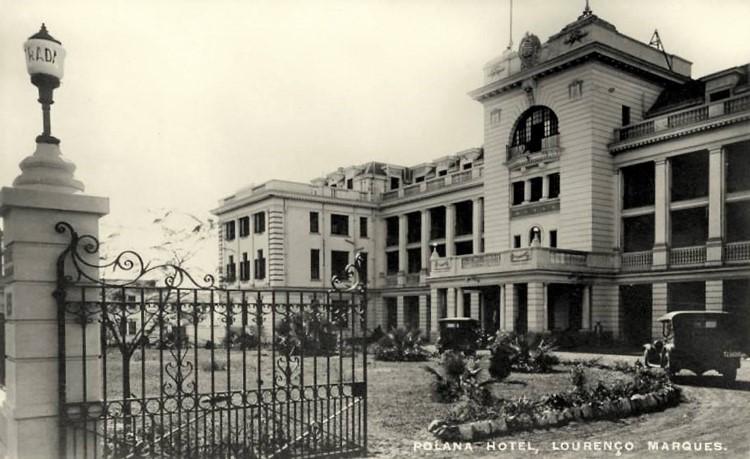 UMA DATA NA HISTÓRIA – 1 de Julho de 1922… Hotel Polana -