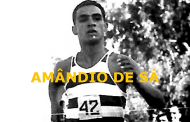 "Atletismo: Amândio de Sá – ""Nambauane"" de Victor Pinho"