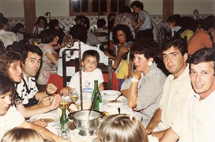 """ja20- 1?, Edna almeida, Edgar Almeida """"Garito"""", Luís Sepodes, Inês sepodes, José Sepodes e Fernando Silva."""
