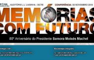 Homenagem ao 1º Presidente da República Popular de Moçambique