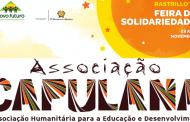 Associação Capulana na feira Rastrillo'18, no Centro de Congressos de Lisboa até dia 25/11 (domingo)