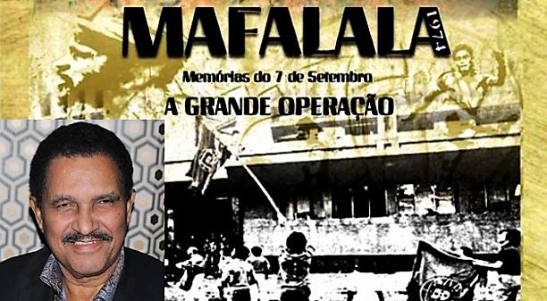 FIGURAS do 7 de SETEMBRO de 1974, em L. Marques -