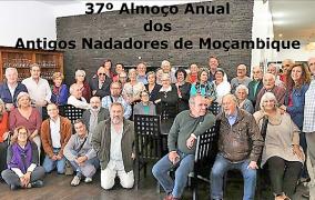 37º Almoço Anual dos Antigos Nadadores de Moçambique