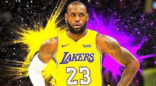LeBron James do Lakers foi recebido em apoteose em Cleveland e até teve direito a homenagem