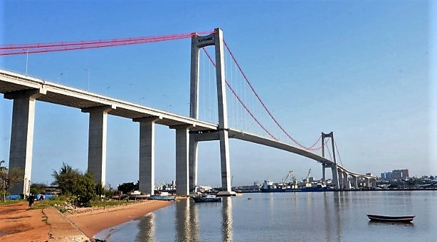 Ponte Maputo - Katembe inaugurada no dia 10 de novembro
