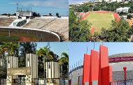 DIÁRIO DE UMA ESTADIA EM MOÇAMBIQUE 2018 - Complexos desportivos da cidade de Maputo