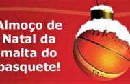 Almoço de Natal da malta do basquete!