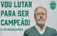 Última hora: Luís Magalhães vai ser o treinador do basquetebol do Sporting