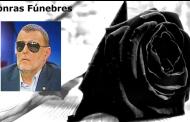 Honras Fúnebres ao Comendador José Eduardo Gaspar Arruda