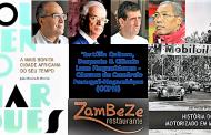 Tertúlia Cultura, Desporto & Ciência Luso Moçambicana - 29 fevereiro, a partir das 19H30, no restaurante Zambeze
