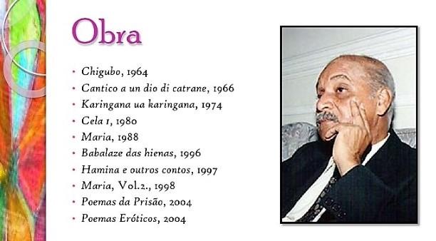 UMA DATA NA HISTÓRIA - 6 de Fevereiro de 2003... José Craveirinha -