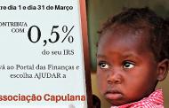 Associação Capulana - IRS 2019 - Este ano é diferente e pode ajudar já HOJE!
