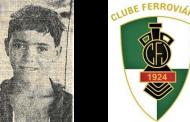 Baú das Memórias - Carlos Serra um nadador de corpo inteiro
