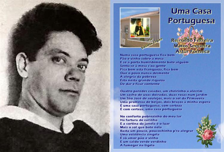 UMA DATA NA HISTÓRIA – 20 de Março de 1922… Reinaldo Ferreira -