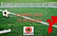 8º Almoço Antigos Futebolistas de Moçambique - 08.06.2019