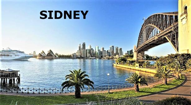 Relatos de uma viagem por terras do Oriente (3) – Chegada a Sydney e pequeno tour pela cidade e arredores