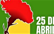 25 de Abril de 1974, faz hoje 45 anos que se deu o golpe de estado em Portugal