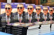 O lançamento do livro José Arruda - O Paladino da Liberdade, foi um grande sucesso!
