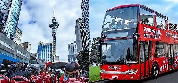 Relatos de uma viagem por terras do Oriente (5) - Auckland, uma das cidades com melhor qualidade de vida do mundo