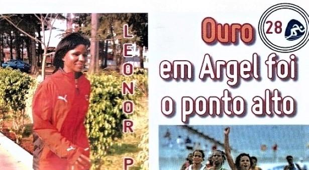 Estrelas de Moçambique (28) – Leonor Piúza – Atletismo