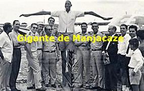 FIGURAS MOÇAMBICANAS DO NOSSO TEMPO - O Gigante de Manjacaze -