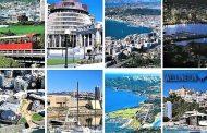 Relatos de uma viagem por terras do Oriente (7) – Wellington a capital da Nova Zelândia