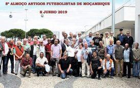 8º ALMOÇO DOS ANTIGOS FUTEBOLISTAS DE MOÇAMBIQUE