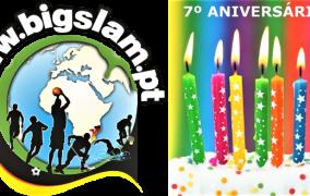 Hoje dia 24 de junho o BigSlam comemora o seu 7º Aniversário!