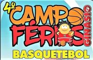 4º Campo de férias de BASQUETEBOL no Ginásio Clube Figueirense