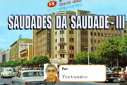 "Recordando ""Saudades da Saudade III"" – Por Fortunato Sousa"
