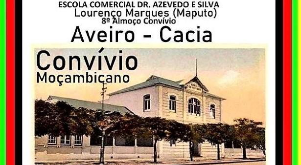 8º Almoço convívio da Escola Comercial Dr. Azevedo e Silva de L. Marques