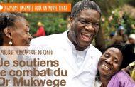Dr. Denis Mukwege, Prémio Nobel da Paz 2018 - Um exemplo para África -