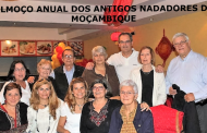 Almoço Anual dos Antigos Nadadores de Moçambique – 26.10.2019 (sábado)