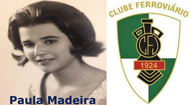 Atletismo: Paula Madeira -