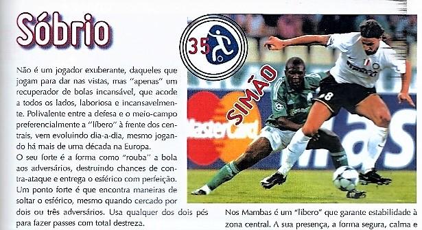 Estrelas de Moçambique (35) – Simão Mate– Futebol