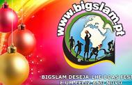 Boas Festas do BigSlam!