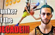 Jordan Kilganon um jovem que impressionou as estrelas da NBA, o
