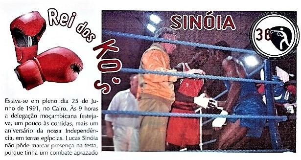 Estrelas de Moçambique (36) – Lucas Sinóia - Boxe
