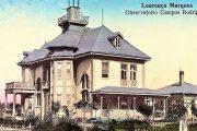 EFEMÉRIDE - 11 de Janeiro de 1901... inicio da actividade do Observatório Campos Rodrigues -