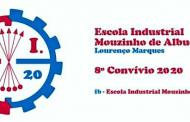 8º Convívio da Escola Industrial Mouzinho Albuquerque (EIMA) - 2 de MAIO de 2020