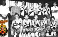 Baú das Memórias: Desportivo LM vence título infantis em basquetebol...
