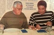 Baú das Memórias: Fernando Lage o ídolo do menino Eusébio