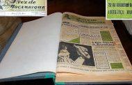 """""""A Voz de Moçambique"""" – Publicação da Associação dos Naturais de Moçambique -"""