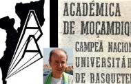 Baú das Memórias: Basquetebol Universitário em Lourenço Marques 1968 - Por Eduardo Monteiro
